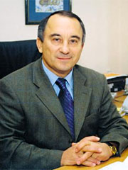 Волков Ю. Г. Южнороссийский филиал. Научный руководитель филиала