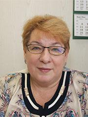 Виноградова С. С. ИС ФНИСЦ РАН. Начальник отдела кадров