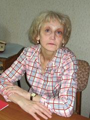 Покровская М. В. (1945 - 2013) ИС ФНИСЦ РАН. Старший научный сотрудник