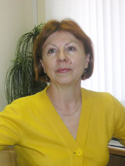 Макушина Л. В. ИС ФНИСЦ РАН. Старший научный сотрудник