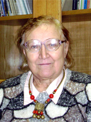 Яхимович З. П. (1931 - 1953) ИС ФНИСЦ РАН. Ассоциированный сотрудник