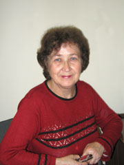 Строганова Е. Д. (1941 - 2019) ИС ФНИСЦ РАН. Старший научный сотрудник