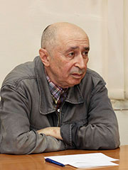 Таршис Е. Я. ИС ФНИСЦ РАН. Ведущий научный сотрудник