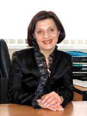 Мехришвили Ламара Ленгизовна