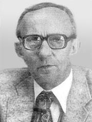 Левыкин И. Т. (1923 - 1994) ИС ФНИСЦ РАН. Заместитель директора по научной работе
