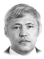 Ундасынов И. Н. (1929 - 2013) ИС ФНИСЦ РАН. Главный научный сотрудник