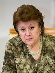 Шаповалова И. А. ИС ФНИСЦ РАН. Главный научный сотрудник