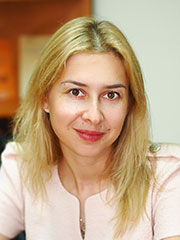 Башева Ольга Александровна