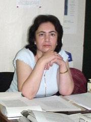 Мазлумянова Н. Я. (1952 - 2013) ИС ФНИСЦ РАН. Старший научный сотрудник