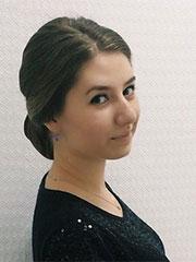 Гусейнова Ксения Эльдаровна