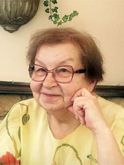 Афанасьева О. А. (1947 - 2018) ИС ФНИСЦ РАН. Младший научный сотрудник