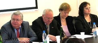 Отчетная конференция 2009